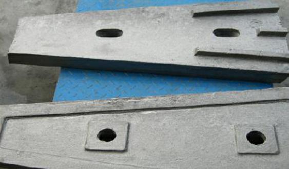 破磨机械衬板